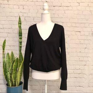NWOT Banana Republic V-Neck Sweater - Sz Large